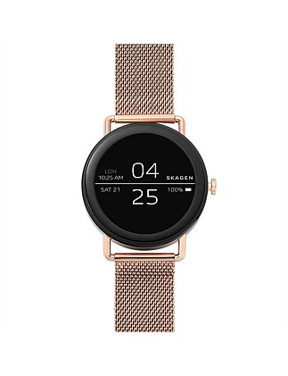 Falster Stainless Steel Smartwatch