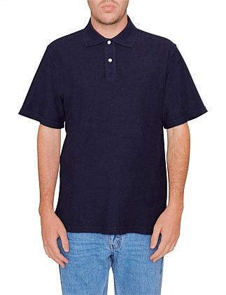 Jake Loops terry s/s polo