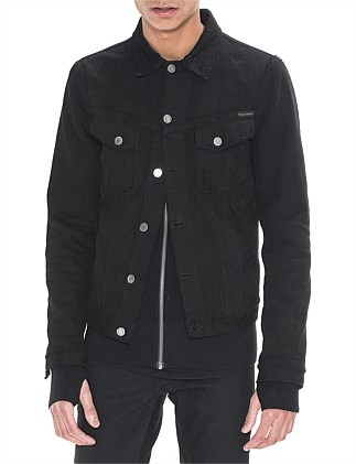Billy Jacket Black