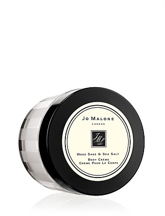 Wood Sage & Sea Salt Body Creme 50ml