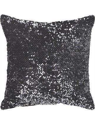 REMY SMOKE SQUARE CUSHION
