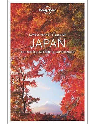 Best of Japann Travel Guide - 1st Edition