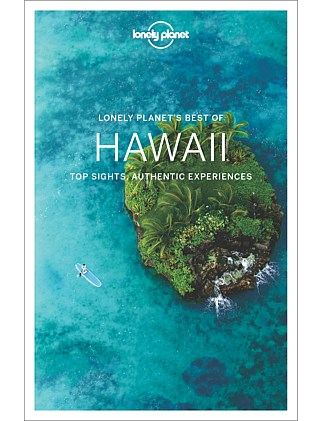 Best of Hawaii Travel Guide - 1st Edition