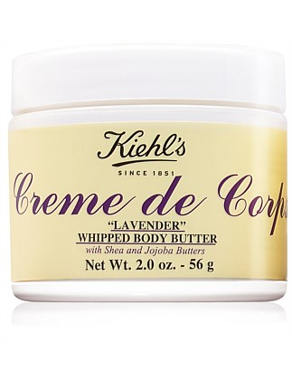 HOLIDAY CRÈME DE CORPS WHIPPED BODY BUTTER LAVENDAR