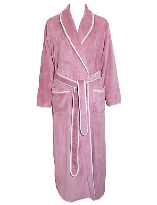 Satin Trim Robe Special Offer 64e476a94