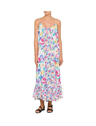 Wildrose Scoop Maxi Dress
