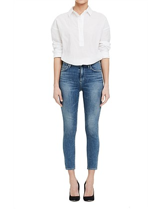 Rocket High Rise Skinny Ankle Jean