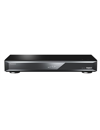 4K UHD BLU-RAY PLAYER TWIN TUNER FHD RECORDER UBT1