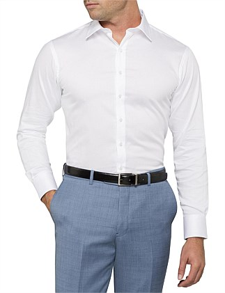 DOBBY EURO FIT SHIRT