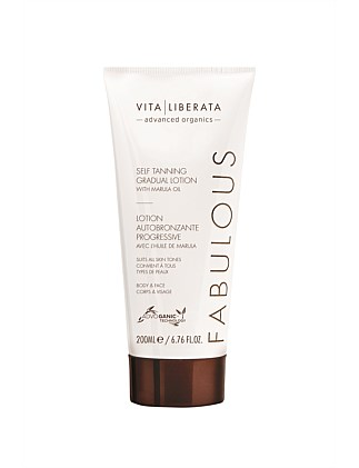 Fabulous Self Tanning Gradual Lotion 200ml