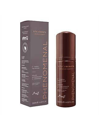 pHenomenal 2 - 3 Week Self Tan Mousse 125ml