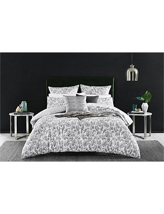 Amarela queen bed quilt cover