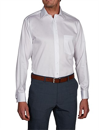 ALAGNA DOBBY CLASSIC FIT SHIRT
