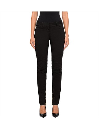 Core Biker Denim Jeans