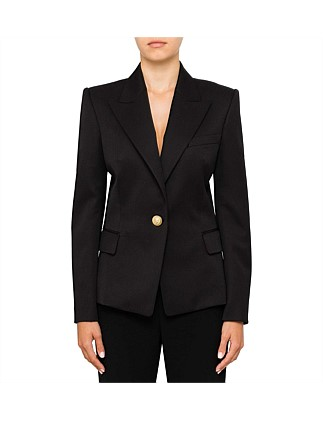 Single Button Core Tux Jacket
