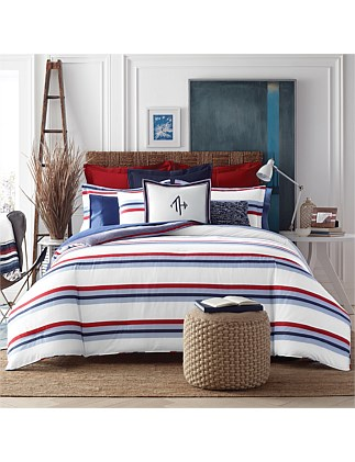 EDGARTOWN QUILT COVER SET KING
