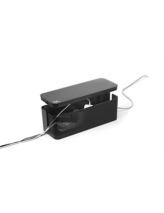 BLUELOUNGE CABLE BOX BLACK
