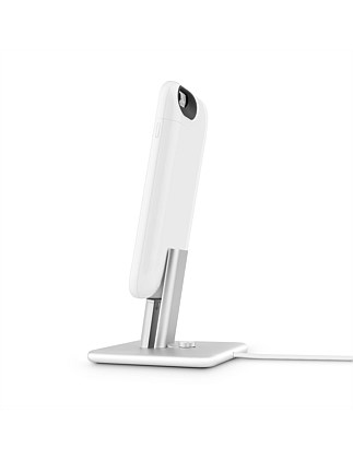 Twelve South HiRise Deluxe 2 for iPhone/iPad - Silver