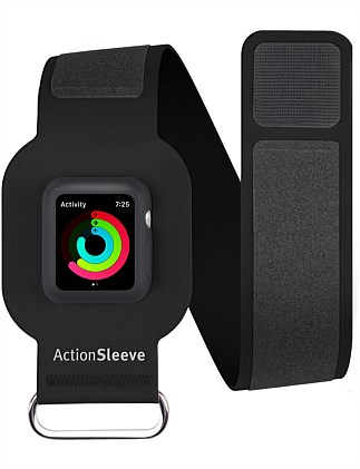27ab01b52b Twelve South ActionSleeve for Apple Watch (38-L) - Black