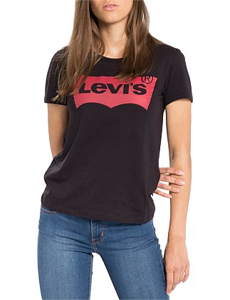 THE PERFECT LEVIS LOGO TEE