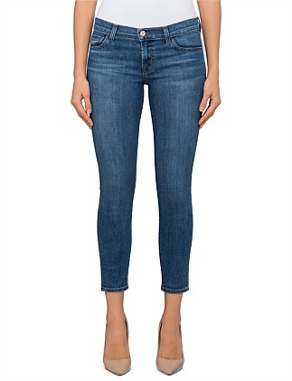 Low Rise Crop Skinny- Super Soft Comfort Stretch