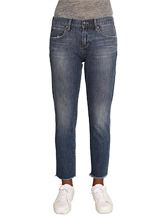 Lindy Slim Boyfriend Jean