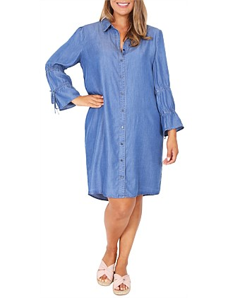 Favorite Chambray Dress