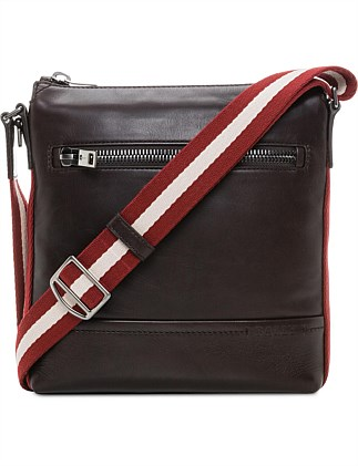 Trainspotting Cross Body With Zip & Front Pocket