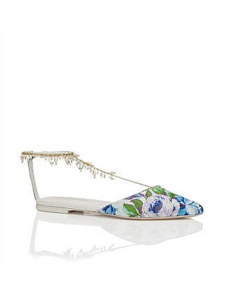 Goldentime Jewelled Pointed Flat