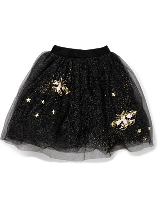 BILLIEBLUSH CEREMONIE SKIRT (8-10 Years)