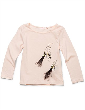 BILLIEBLUSH CEREMONIE TSHIRT (8-10 Years)