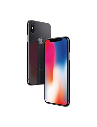 IPHONE X 64GB SPACE GREY MQA52X/A