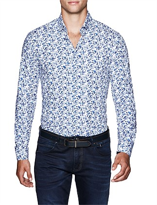 Jon Slim Fit Floral Shirt