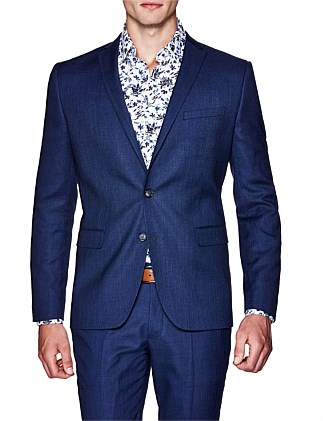 Ezekial Modern Tailored Suit Jacket