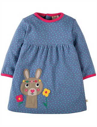 Bunny Dolcie Dress (0-24months)