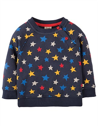 Stars Cosy Jumper (0-24months)