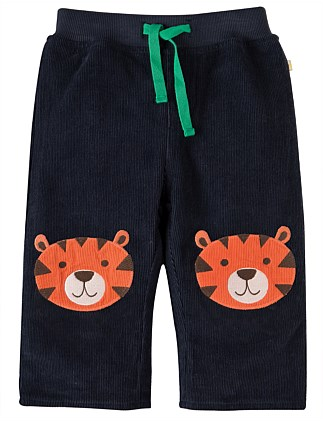Tiger Cord Patch Trousers (0-24months)