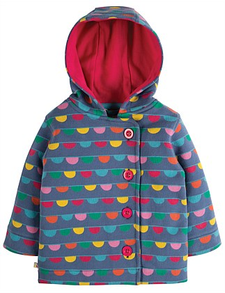 Cosy Button Up Jacket (0-24months)