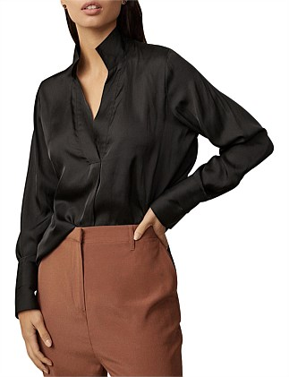Layer Cuff Shirt