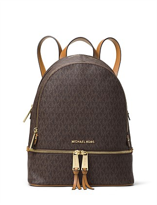 Rhea Medium Backpack Michael Kors