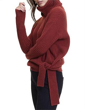 Alpaca Rib Knit