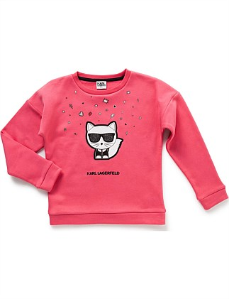 SWEAT SWEATSHIRT (6-10 Years)