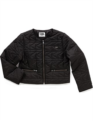 BLOUSON VESTE JACKET (6-10 Years)