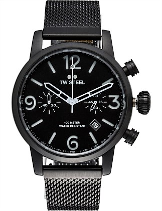MAVERICK 45 BLACK CHRONO BLACK  BLET