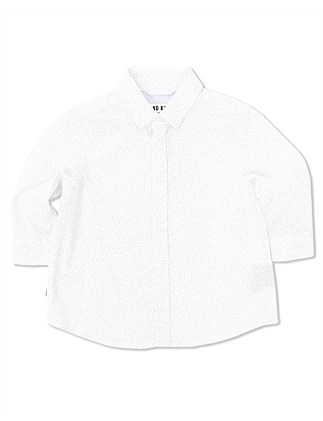 Faint Polka Shirt (Boys 0-2 Years)