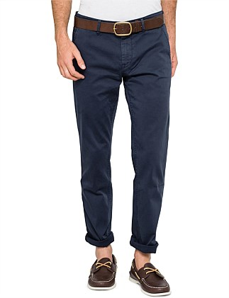 35e8206e0ce Schino Slim-fit basic cotton chino pant Special Offer