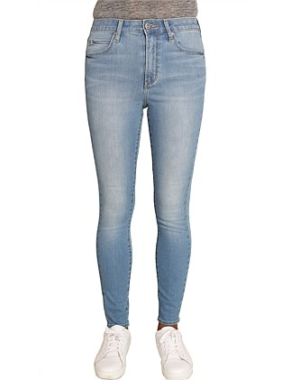High Lisa Skinny Ankle Jean