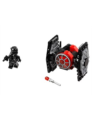 Star Wars First Order TIE Fighter Microfighter