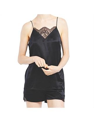 5c90a4f07050 St Alvise Scallop Lace Silk Cami