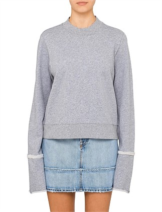 Extended Sleeve Sweat